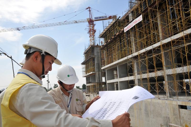 thi công xây thô gồm những hạng mục nào