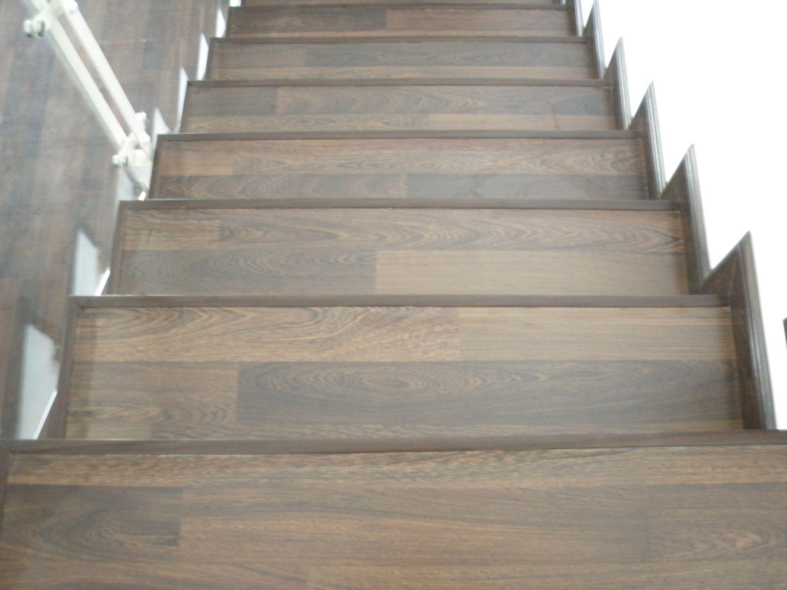 kinh nghiệm làm cầu thang gỗ