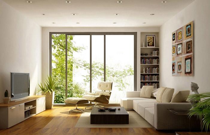 Tầm quan trọng của việc chiếu sáng bằng Ánh sáng Tự nhiên cho ngôi nhà.
