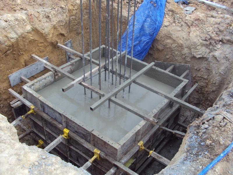 Các loại móng cần biết khi xây nhà
