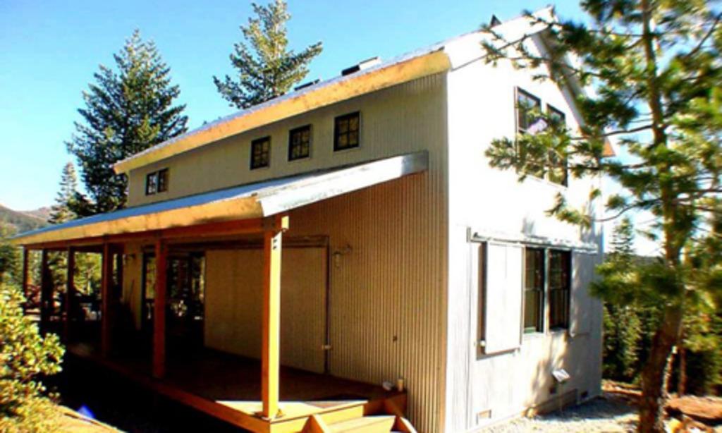 Mẫu nhà ở Cao Sierra Cabin