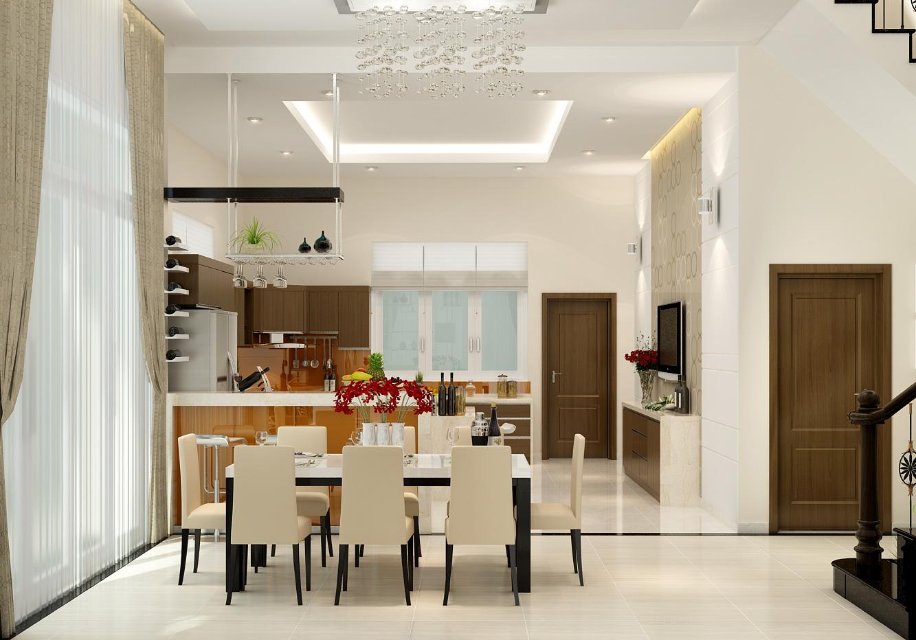 kinh nghiệm chọn nội thất cho gian bếp